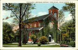 The Church, Wartburg Orphans' Farm School