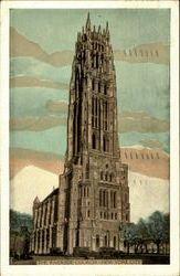 The Riverside Church (Formerly The Park Avenue Bapist Church)