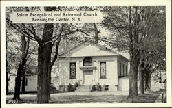 Salem Evangelical and Reformed Church, Bennington Center