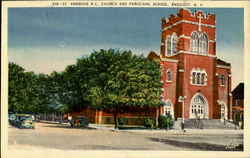 218:- St. Ambrose R.C. Church and Parochial School