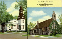 First Presbyterian Church And St. Mary'S Episcopal Church