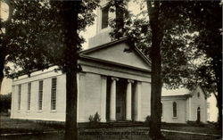 Federated Church And Chapel(1851)