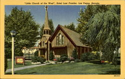 Little Church Of The West, Hotel Last Frontier
