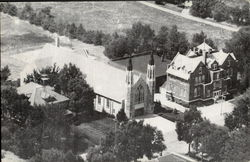 St. Joseph'S Catholic Church, School & Hall