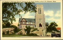 St. Stephen's Episcopal Church, Famous for the finest Carillon in the U.S.
