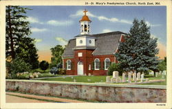 St. Mary'S Presbyterian Church