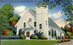 Chapel Of All Faiths-Naval Air Test Center