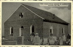 First Presbyterian Church In America