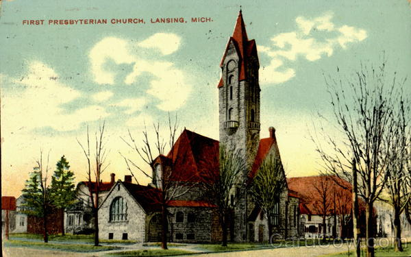 First Presbyterian Church Lansing Michigan