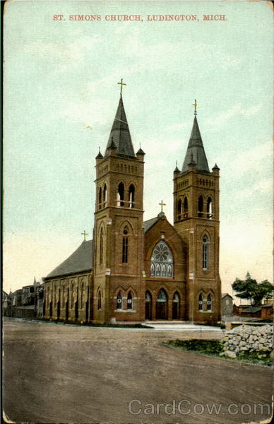 What Is My Paypal Email >> St. Simons Church Ludington, MI