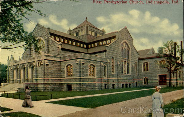 First Presbyterian Church Indianapolis