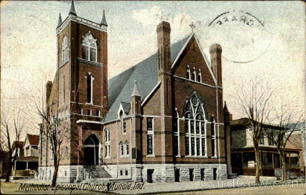 Methodist Episcopal Church Muncie Indiana