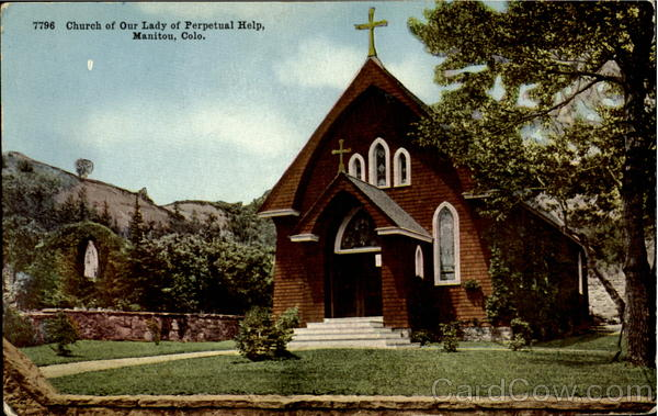 Church Of Our Lady Of Perputual Hrlp Manitou Colorado