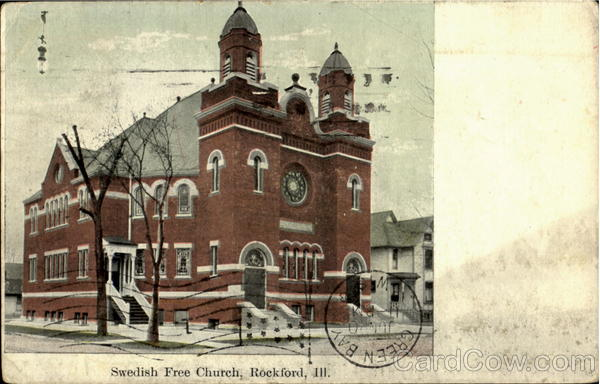 Swedish Free Church Rockford Illinois