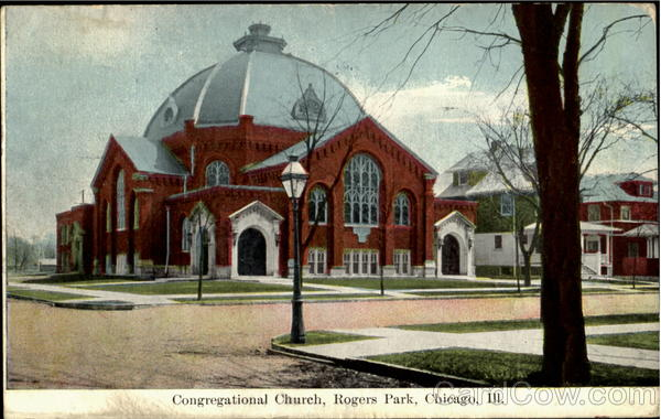 Congregational Church, Rogers Park Chicago Illinois