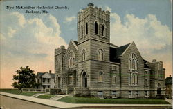 New Mckandree Methodist Church