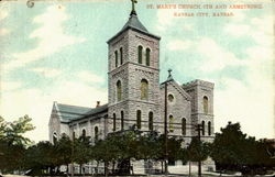 St. Mary'S Church, 5th And Armstrong