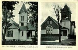 Congregational Church/Baptist Church