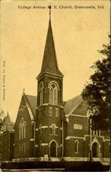 College Avenue M.E. Church