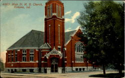 Main St. M.E. Church