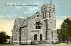 Broadway M. E. Church