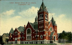 Market Street M. E. Church