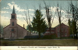 St. Joseph'S Church And Parsonage