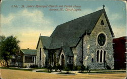 St. John'S Episcopal Church And Parish House