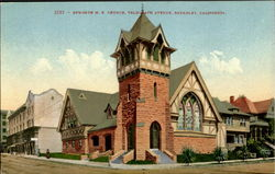 Bpworth M.E. Church, Telegraph Avenue