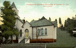 Presbyterian Church At Placerville