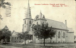 German Lutheran Church And School