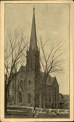 St. John's First Ev. Luth. Church