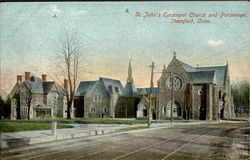 St. John's Episcopal Church and Parsonage