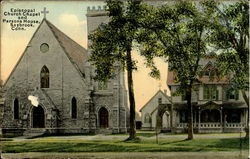 Episcopal Church Chapel and Parsons House