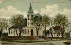 Methodist Episcopal Church And Parsonge