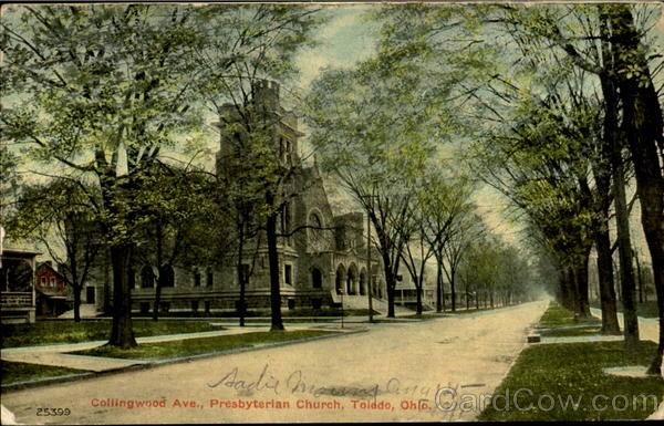 Collingwood Ave.,Presbyterian Church Toledo Ohio