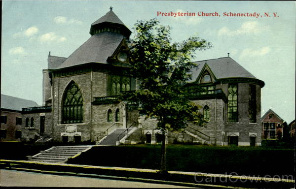 Presbyterian Church Schenectady New York