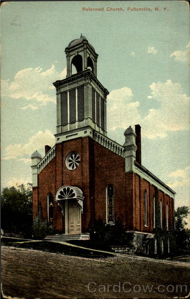 Reformed Church Fultonville New York