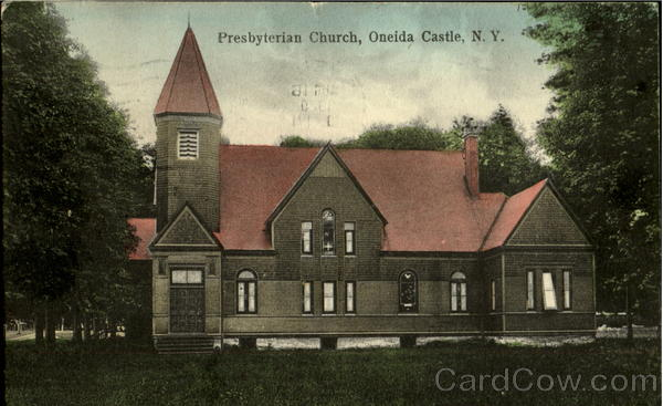 Presbyterian Church Oneida Castle New York