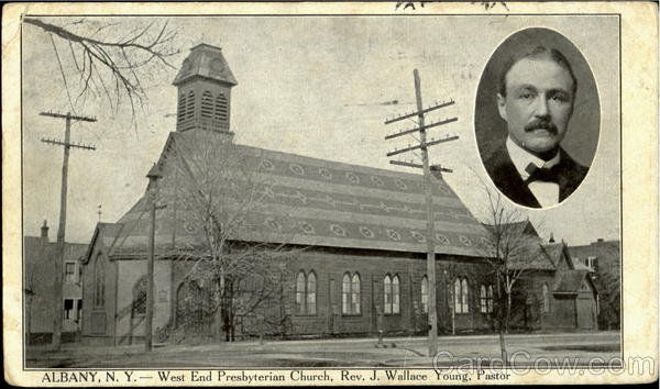 West End Presbyterian Church Albany New York
