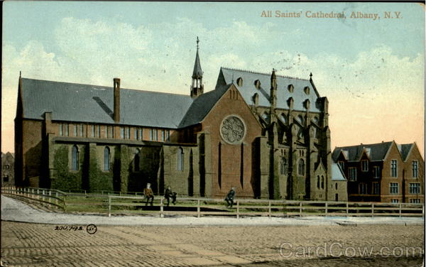 All Saints' Cathedral Albany New York