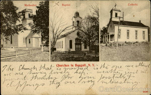 Churches in Bangall New York