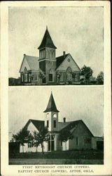 First Methodist Church / Baptist Church