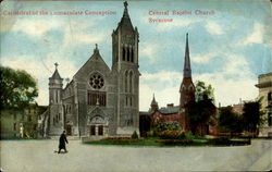 Cathedral Of The Immaculate Conception/ Central Baptist Church