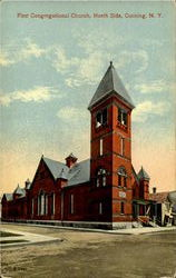 First Congregational Church, North Side