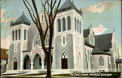 The Christ Church,Methodist Episcopal
