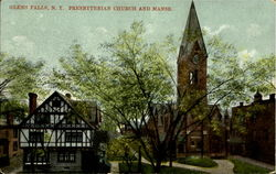 Presbyterian Church And Manse