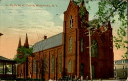 St. Paul'S M. E. Church