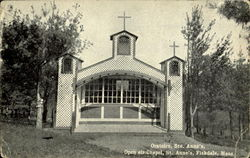 Open Air Chapel, St. Anne'S
