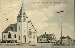 Swedish Lutheran Church And Personage